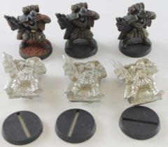 Imperial Trencher Commandos w/Shotguns Collection #1