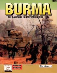 Burma (1st Printing)