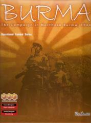 Burma (2nd Printing)
