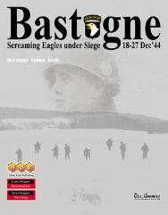Bastogne - Screaming Eagles Under Siege, December 18-27, 1944