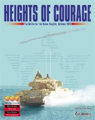Heights of Courage - The Battle for the Golan Heights, October 1973