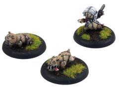 Hunting Pack w/Handler