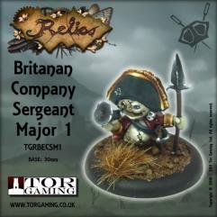 Company Sergeant Major #1