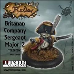 Company Sergeant Major #2