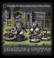 Orcnar Dmoder & Nappa