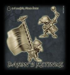 Baron's Retinue