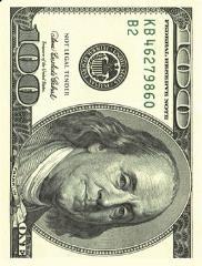 Benjamins (100)
