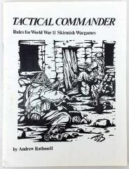 Tactical Commander (1st Edition)