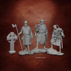 Gaelic-Irish Warriors
