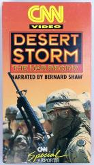 CNN Video - Desert Storm, The War Begins