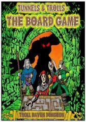 Troll Haven Board Game