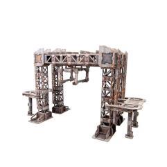 Abandoned Theme - Maglev Depot