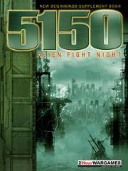 Alien Fight Night