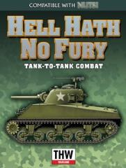 Hell Hath No Fury - Tank-to-Tank Combat