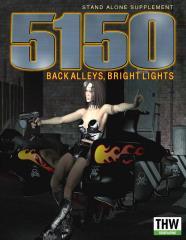 Back Alleys, Bright Lights