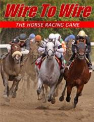Wire to Wire - The Horse Racing Game
