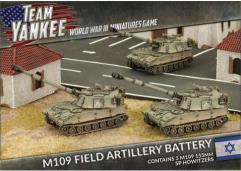 SP Artillery Battery