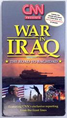 CNN Presents - War in Iraq, The Road to Baghdad