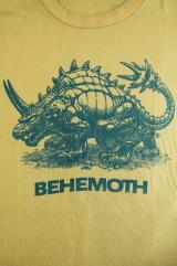 Titan - Behemoth T-Shirt (XL) (Yellow)