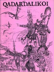 Qadardalikoi - Miniature Campaigns on the World of Tekumel (3rd Printing)