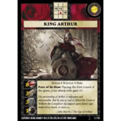 Warrior Pack - King Arthur