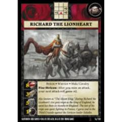 Warrior Pack - Richard the Lionheart