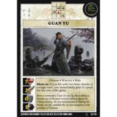 Warrior Pack - Guan Yu