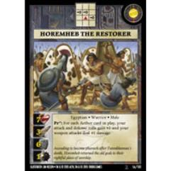 Warrior Pack - Horemheb the Restorer