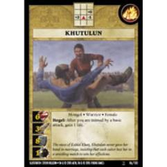 Warrior Pack - Khutulun