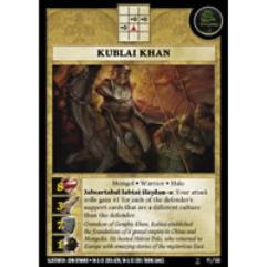 Warrior Pack - Kublai Khan