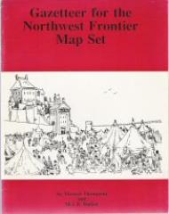 Northwest Frontier Gazetteer and Maps