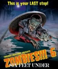 Zombies!!! 6 - Six Feet Under (1st Edition)