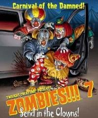 Zombies!!! 7 - Send in the Clowns