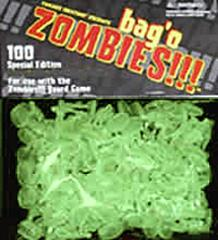 Bag o' Zombies Super Collection - 300 Zombies!