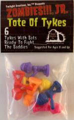 Zombies!!! Jr. - Tote of Tykes
