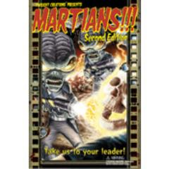 Martians!!! (Second Edition)