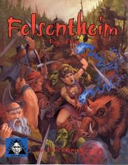 Death in the Treklant #3 - Felsentheim, The Dogs of War