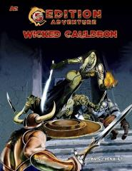 Wicked Cauldron