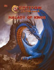Malady of Kings, The (3rd Printing)