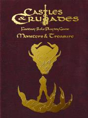 Monsters & Treasure (Leatherbound Special Edition) (1st Printing)