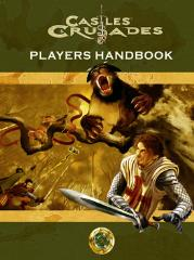 Castles & Crusades Player's Handbook (4th Printing) (Trollcon VII, Limited Edition)