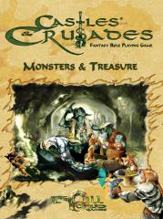 Monsters & Treasure (2nd Printing)