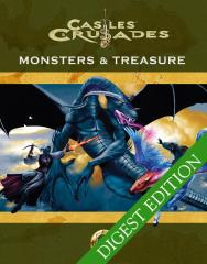 Monsters & Treasure (3rd Printing) (Digest Edition)