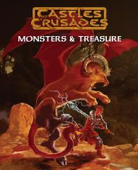 Monsters & Treasure (5th Printing)