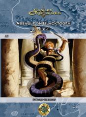 Assault on Blacktooth Ridge (2nd Printing)