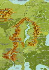 After Winter's Dark - World of Aihrde Campaign Maps