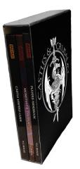 Castles & Crusades Slipcase - Players Handbook, Monsters & Treasure & Castle Keepers Guide (Signature Edition)