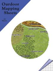 Outdoor Mapping Sheets