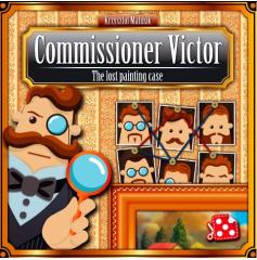 Commissoner Victor - The Lost Painting Case