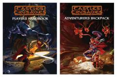 Castles & Crusades Player Books Combo (2018 Edition)